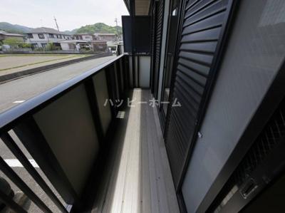 【トイレ】エスポワール A棟