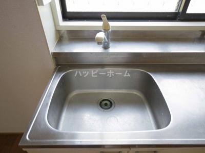 【キッチン】エスポワール A棟