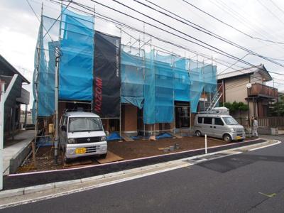 【外観】保土ヶ谷区仏向町全2棟 新築戸建て