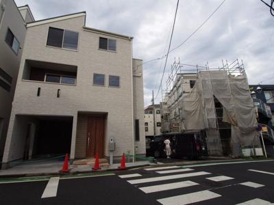 【外観】保土ヶ谷区西谷町全7棟 新築戸建て