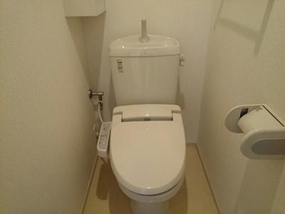 【トイレ】セレニテ