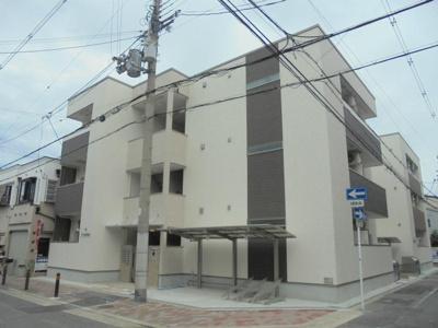 【外観】フジパレス駒川中野Ⅲ番館
