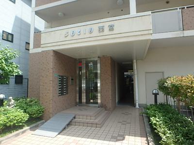 【エントランス】ソシオ西宮