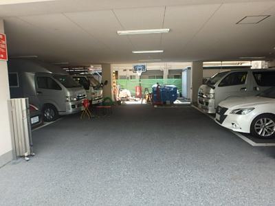 【駐車場】ソシオ西宮