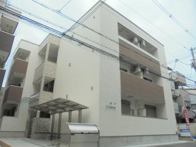 【外観】フジパレス駒川中野Ⅴ番館