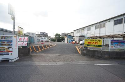 【外観】№102駐車場