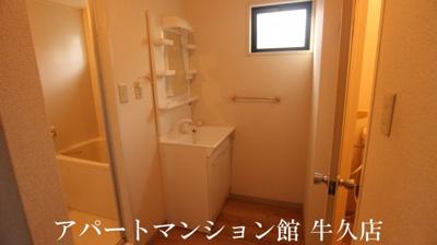 【独立洗面台】キャッスル寺田B