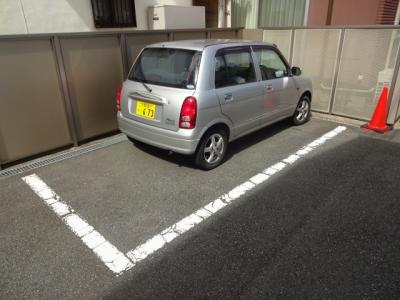【駐車場】アルファステージAPM