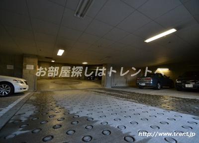 【駐車場】東急ドエルプレステージ参宮橋