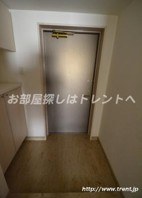 【玄関】東急ドエルプレステージ参宮橋