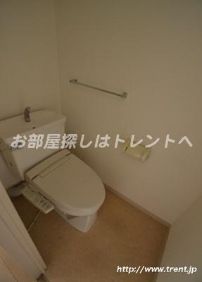 【トイレ】東急ドエルプレステージ参宮橋