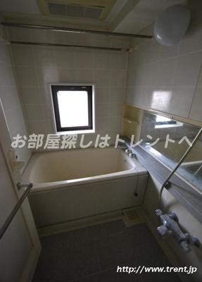【浴室】東急ドエルプレステージ参宮橋
