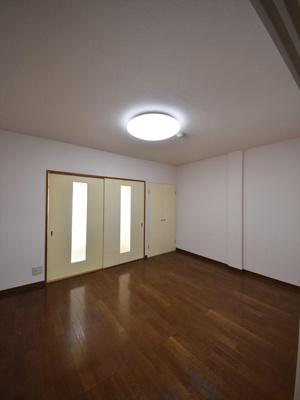 【寝室】シェモワ3番館