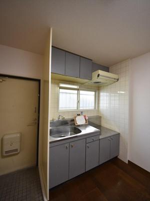 【キッチン】シェモワ3番館