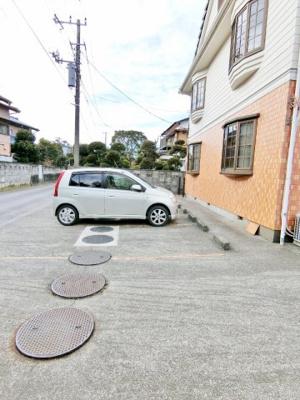 【駐車場】プチシャトーHITANI