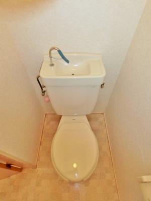 【トイレ】プチシャトーHITANI