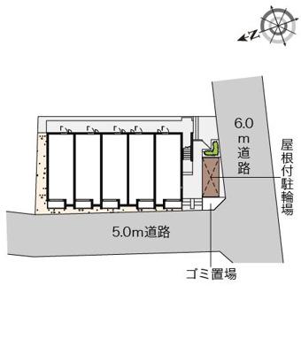 【地図】ミランダHK