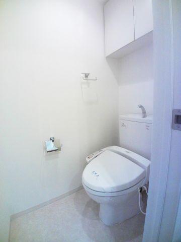 【プライムアーバン本駒込】お手洗いは2か所あります。