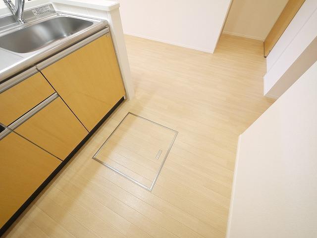 キッチンスペースです