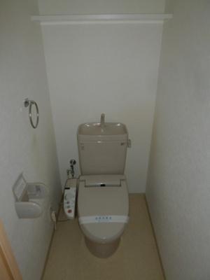 【トイレ】プレステージ新栄