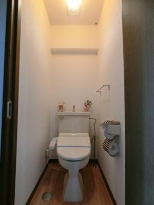 【トイレ】エクセル富士見