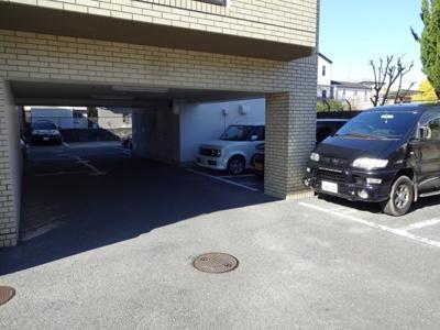 【駐車場】ベルヴュー赤阪