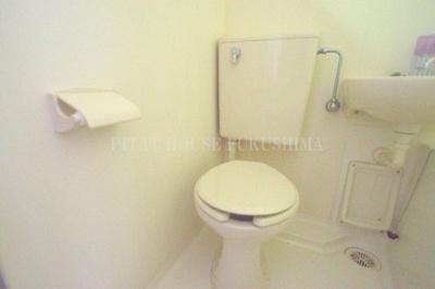 【トイレ】大八ビル