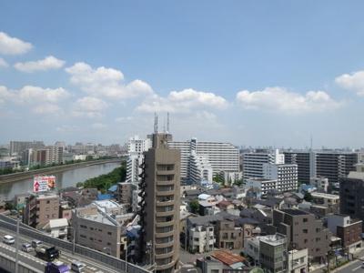 12階からの眺望になります ディアレイシャス王子神谷