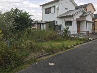 【外観】【売地】西脇中学校区・55313