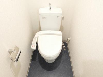 【トイレ】プライムアーバン北浜
