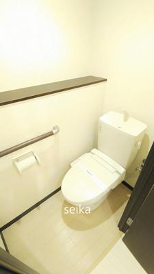 独立洗面台・全自動洗濯機付
