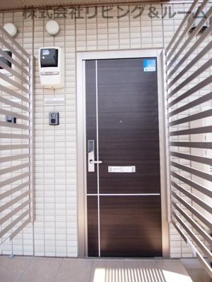【洗面所】ロイヤルブルーオーシャン・A棟