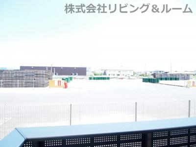 【展望】ロイヤルブルーオーシャン・A棟