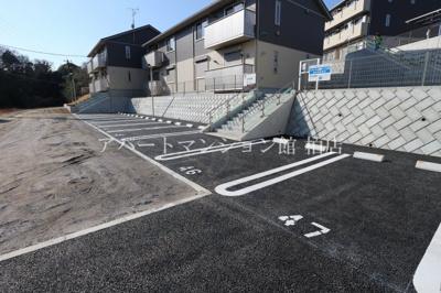 【駐車場】エスポワールC