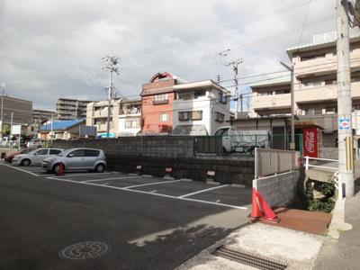 【外観】奥川第三ガレージ