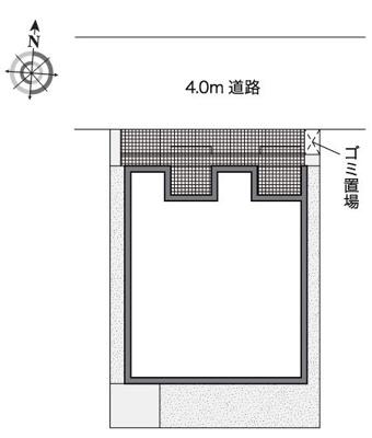 【地図】ミーヤ前野