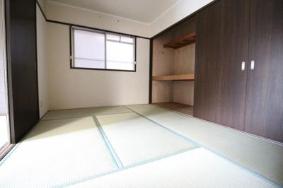 【和室】プレアール南亀井Ⅱ