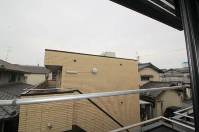 【展望】ゆかりハイツA棟