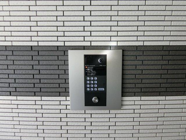 【セキュリティ】グランパシフィック天王寺南
