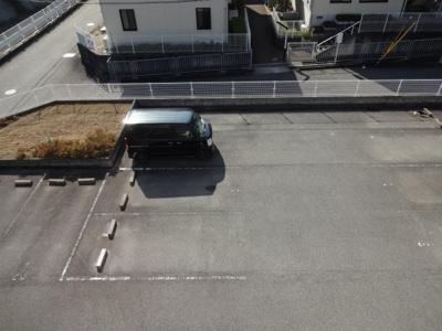 【駐車場】レオパレスBRUGGE
