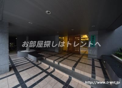 【エントランス】ライオンズスクエア小石川後楽園