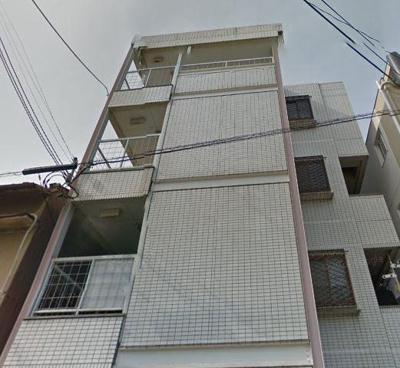 【外観】シティパレス針中野