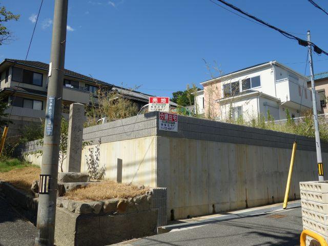【外観】須磨区大手町7丁目売土地(借地権)