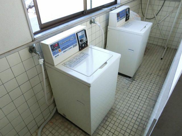 シティーハイツ八尾 洗濯機