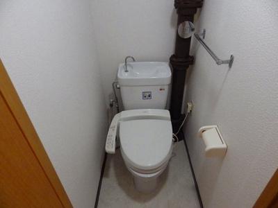 【トイレ】ロイヤルメゾンHAMADA