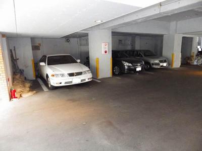 【駐車場】ロイヤルメゾンHAMADA