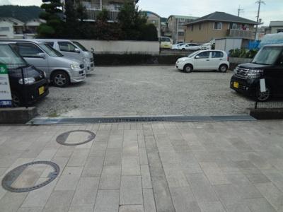 【外観】坊島藤井モータープール