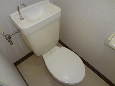【トイレ】サンハイツ木月