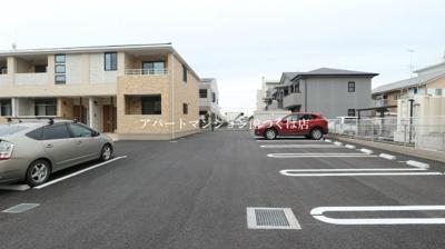 【駐車場】プランドールB