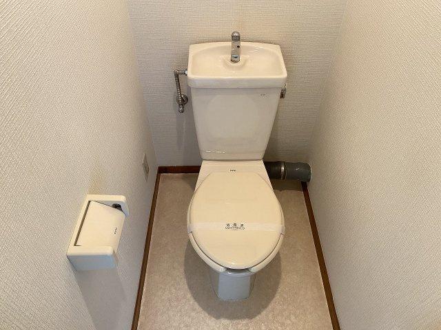 JPアパートメント柏原 室内洗濯機置き場